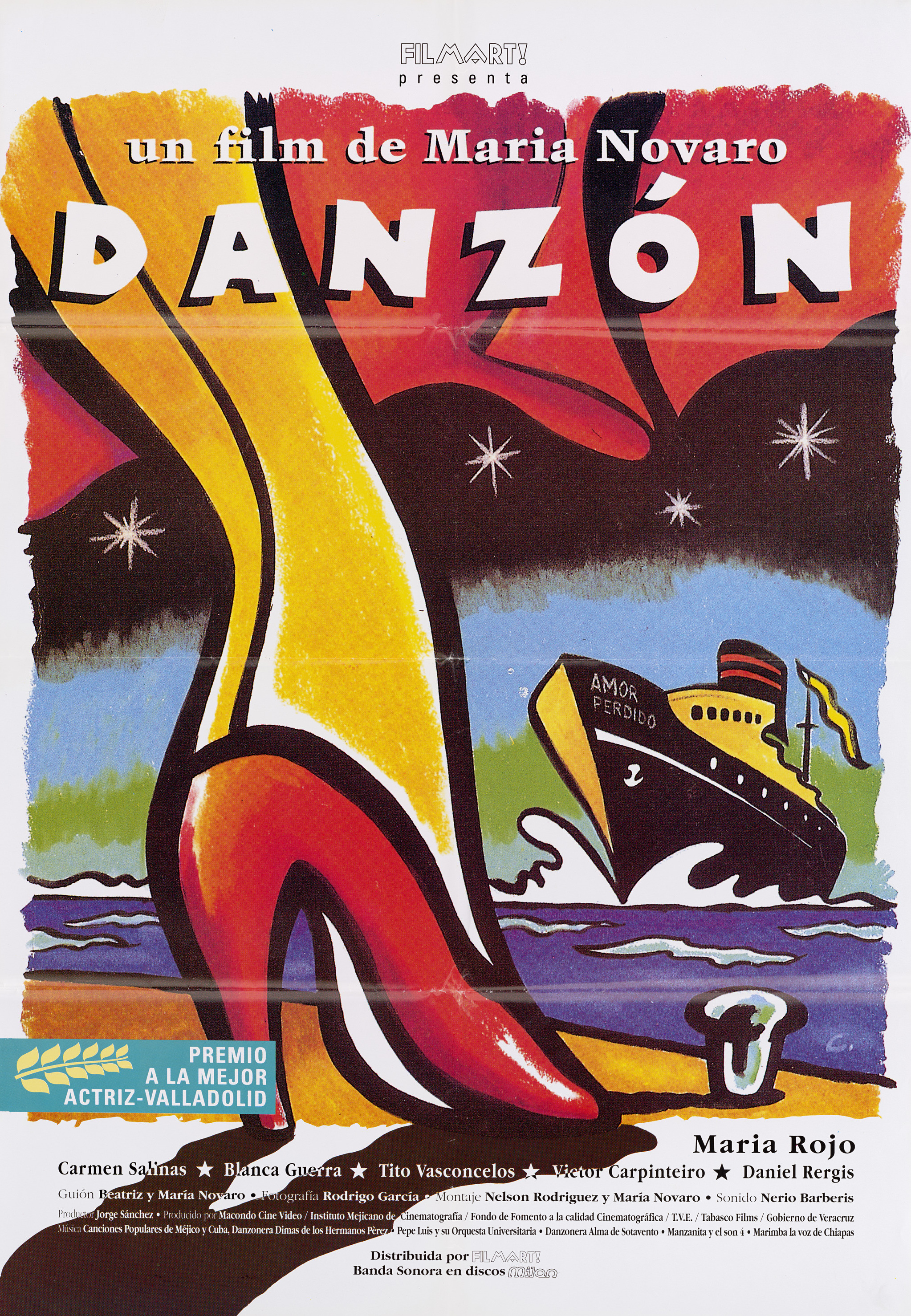 DANZÓN (1991)