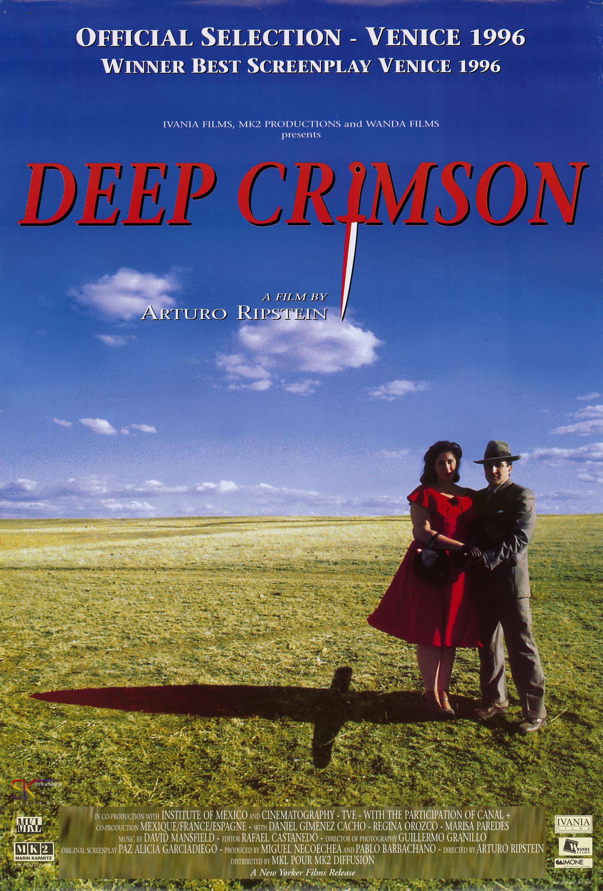 DEEP CRIMSON (1996)