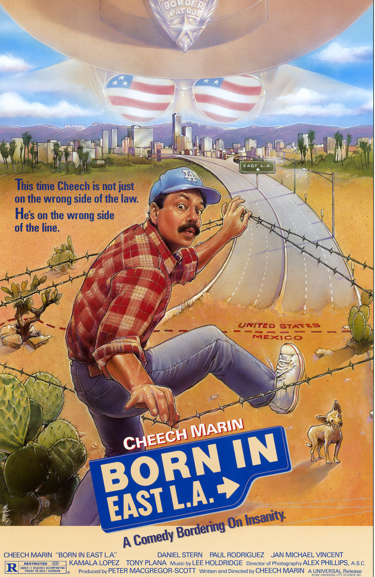 BORN IN EAST L.A. (1987) – 30th Anniversary