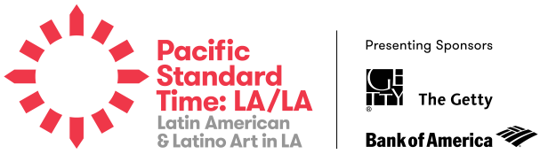 Main sponsors for Pacific Standard Time: LA/LA